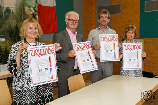 20 Jahre Partnerschaft Wustweiler - Woustviller