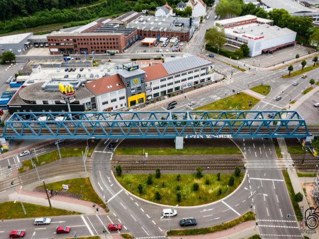 Brücke Saarbrücken
