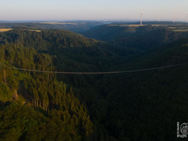 Hängeseilbrücke D