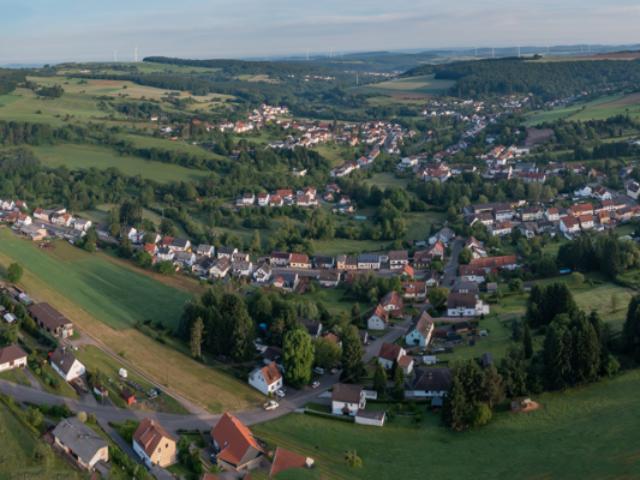 Wustweiler Vogelperspektive 2021 - 02