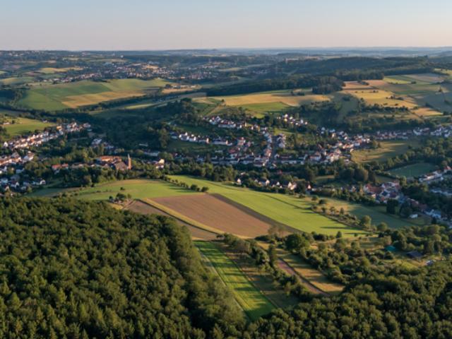 Wustweiler Vogelperspektive 2021 - 03